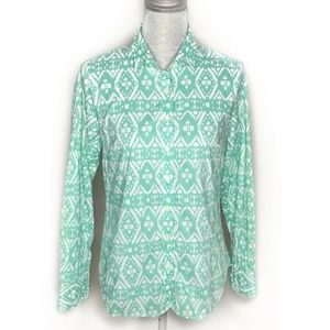 J. Crew Button Down The Perfect Shirt Long Sleeve